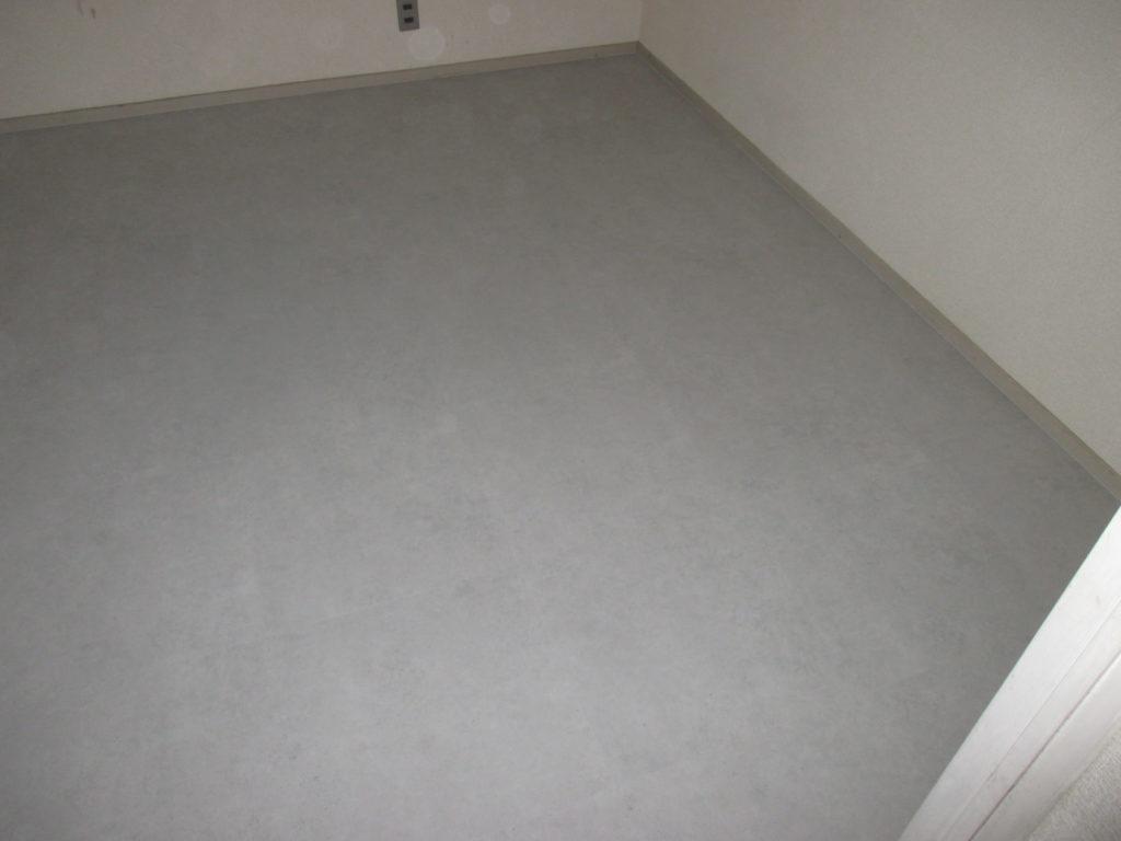 Pタイルとよぶ床材になります。